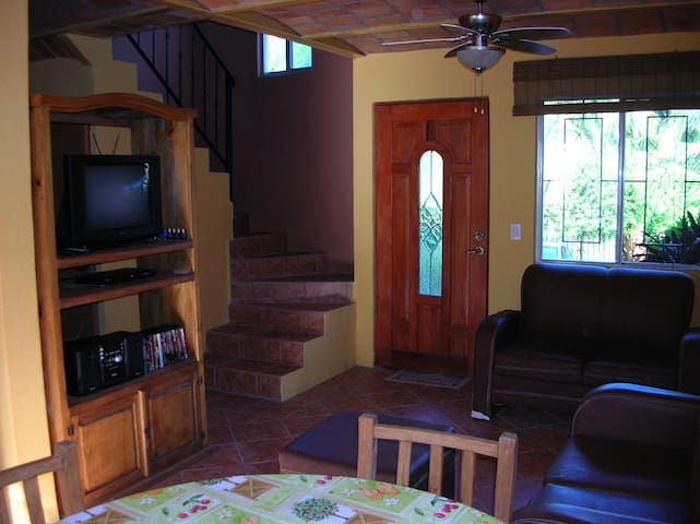 Casa Martin, mexican townhouse LoDeMarcos, Nayarit