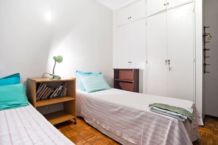 Double room in Recoleta!