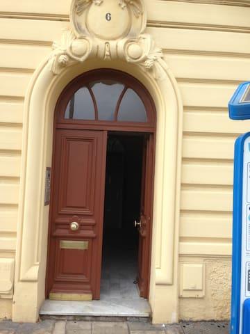 il Condominio si chiama: PALAIS BELLEVUE dal 1925