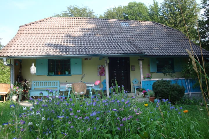 Romantic cottage in Slovenia - Braslovče
