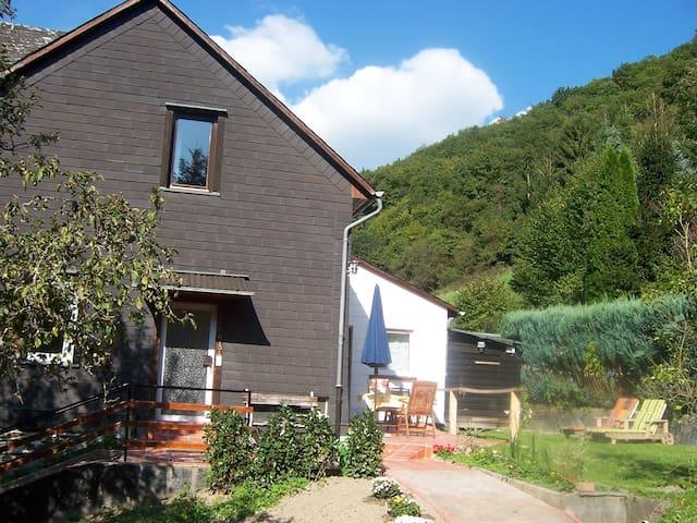 Ein idyllischer Ort Nähe Loreley... - Sauerthal - Huis