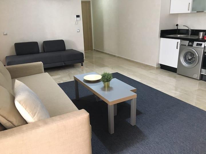 Appartement près de Novotel face au parc
