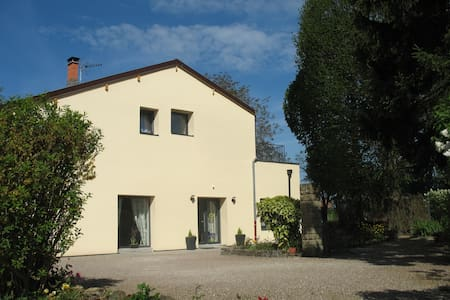 CHAMBRES D'HOTES A METZ - Rezonville - Bed & Breakfast
