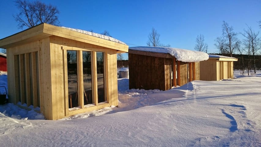 "Arctic Gourmet Cabin ""Guokte"""