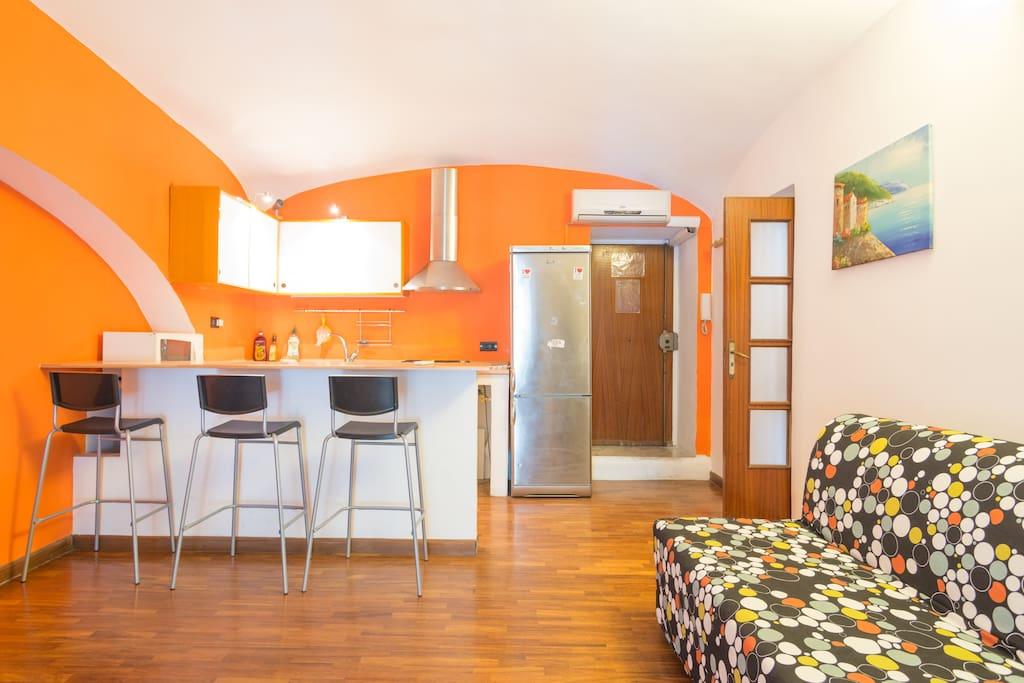 Casa vanvitelli vomero napoli appartamenti in affitto a for Airbnb napoli