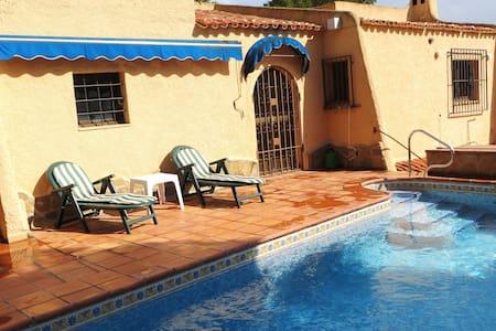 Casa Panorama, mitten in der Natur - Altea la Vella - Rumah