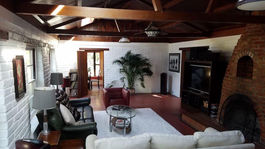 Private Ranch Style Adobe Home - El Cajon - House
