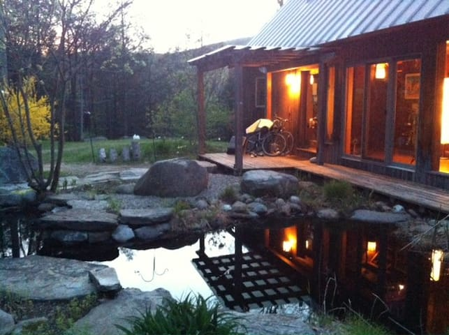 Japanese Suite in Zen Home Temple - Westhampton - Haus