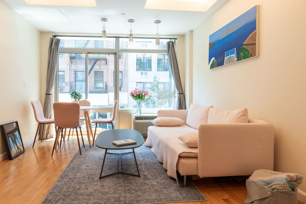 Bright and quiet room with private bathroom apartments for Rooms for rent in nyc with private bathroom
