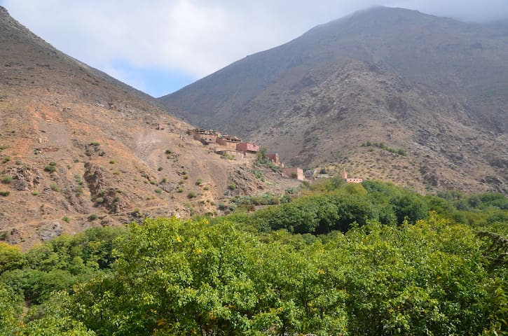 Toubkal Atlas Lodge - Imlil - Casa