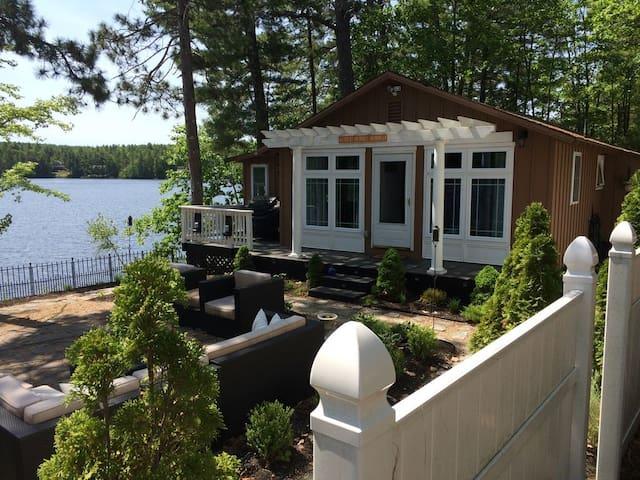 Beautiful Year Round Waterfront Home