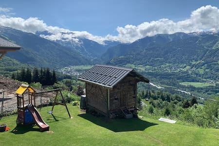 Bas ferme grand massif Verchaix Morillon 3* spa