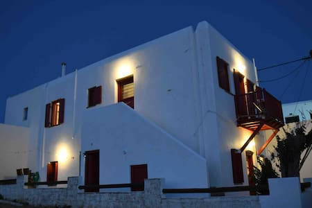 House in Chora kythnos greece