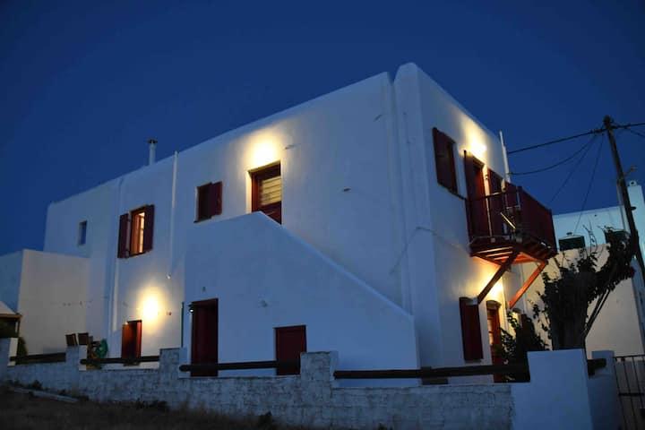 House in Chora kythnos greece