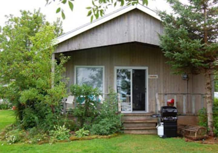 COLUMBINE cottage:  tranquility and a water view