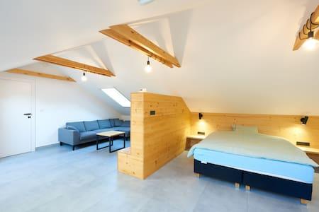 Komfortowe Studio w Ośrodku Jeździeckim Bielik