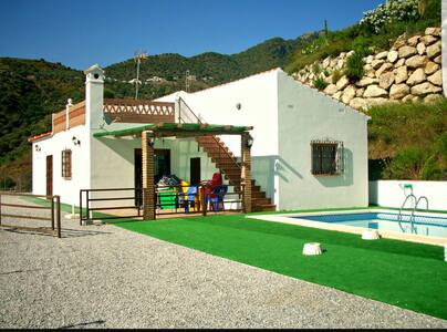 Preciosa villa - Frigiliana
