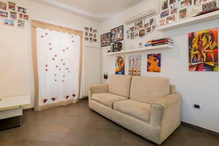 Elena's private room - Ercolano - Appartement