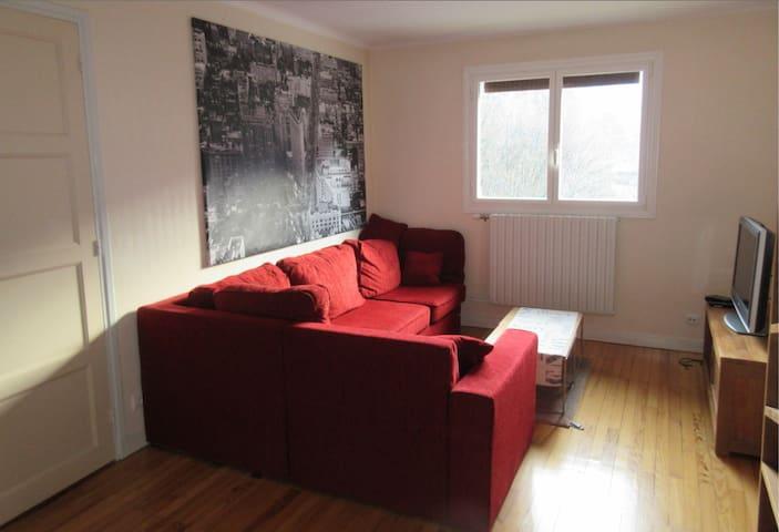 """Location appartement Saint Michel de Mne """"Le Dahu"""""""