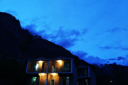 Hideaway, Hunza (For four small families)