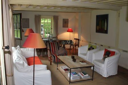 Maison de charme Normandie - Morainville-Jouveaux - Daire