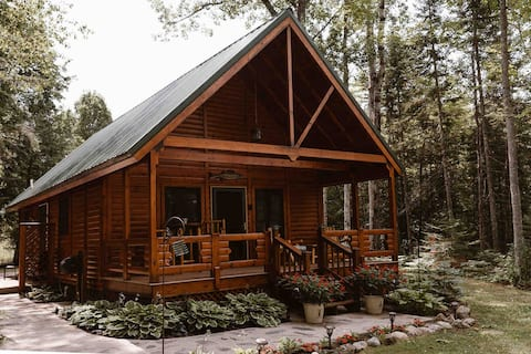 Black Lake Cabin Retreat