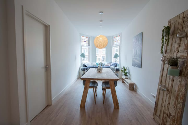 Lovely cosy Rotterdam house - Rotterdam - Apartment