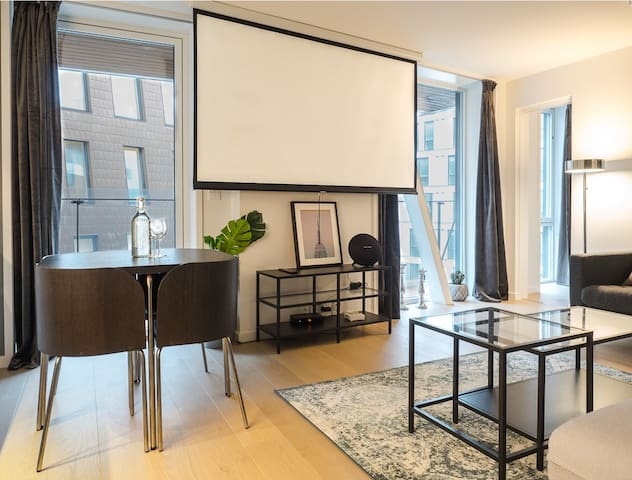 OSLO – BARCODE – VERY CENTRAL APARTMENT