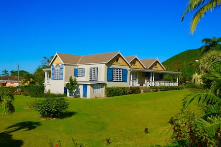 Breathtaking Caribbean Views at Villa Nana