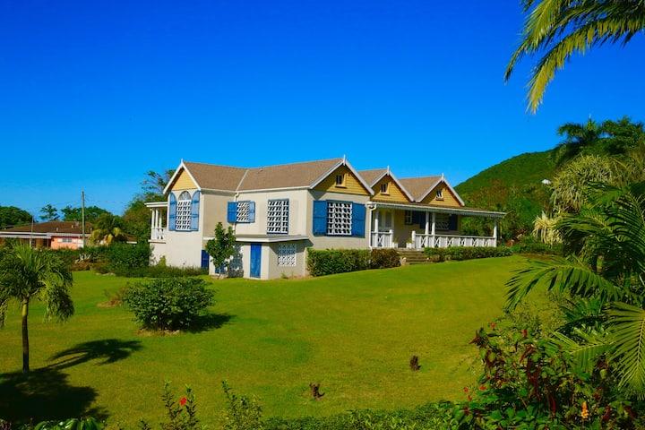 Breathtaking Caribbean Views at Villa Nana