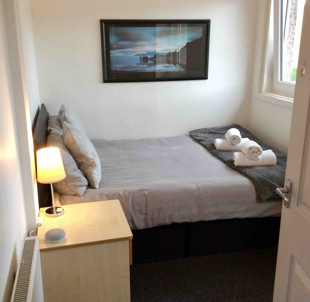 Small double room with Double Bed