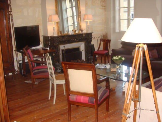 Chambre privee  au centre de Bordeaux.