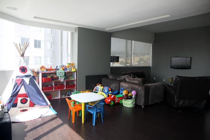 Santa Fé - Kids friendly / Near Mall & HospitalABC