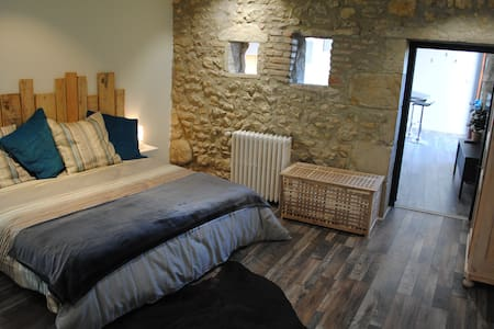 "Auvergnat'Home,""L'Etable"" - Chaptuzat - B&B"