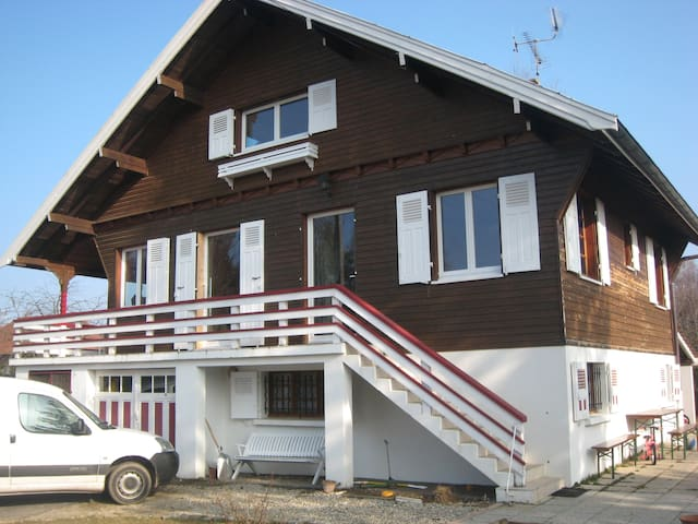 Chalet au port de Sciez - Sciez - House