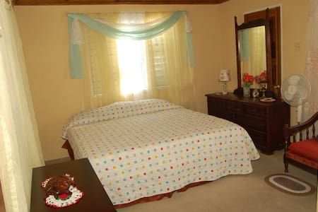 Charming Partial Ocean View Room. - Port Antonio