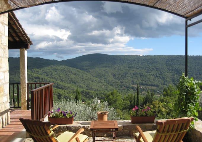 Chambre d'hôte de charme, Provence