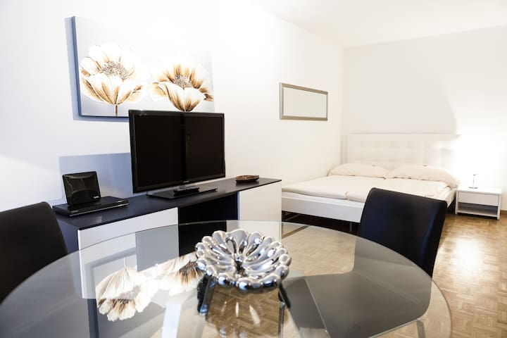 Studio Apartment in the City Center (2)