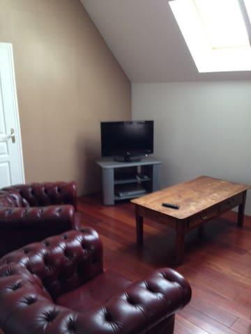 maison appartement  hainneville - Équeurdreville-Hainneville - Apartmen