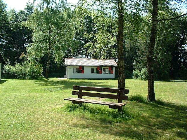 Bungalowexloo ( Drenthe) - Exloo - Blockhütte