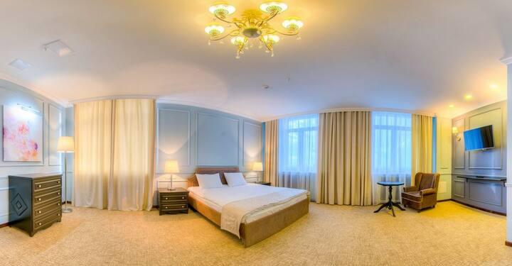 Апартаменты в отеле Reston Улан-Удэ