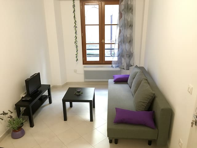 Appartement T2 32m2 4 couchages - Rognes - Apartament