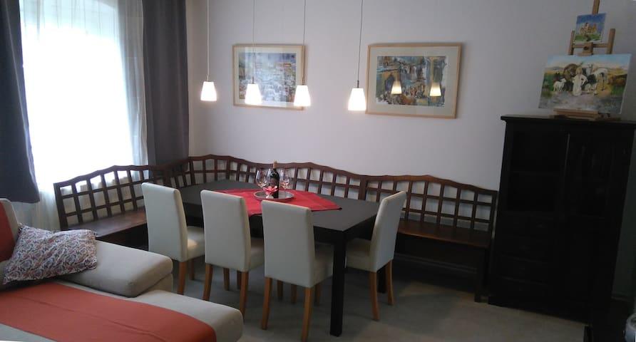 Wohnung Hannes Königs Wusterhausen - Königs Wusterhausen - Apartment