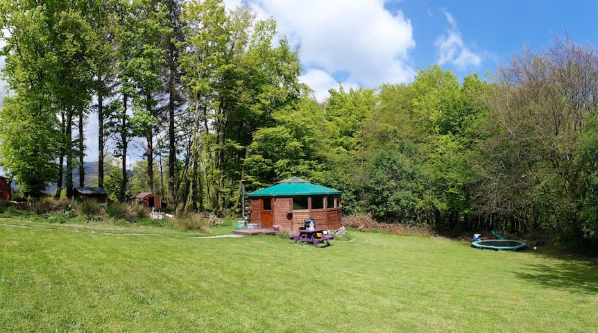 Glamping in Galtee Mountains