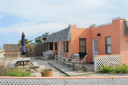 Beach Haven, Pet Friendly, Ocean Front - St. Augustine - Casa