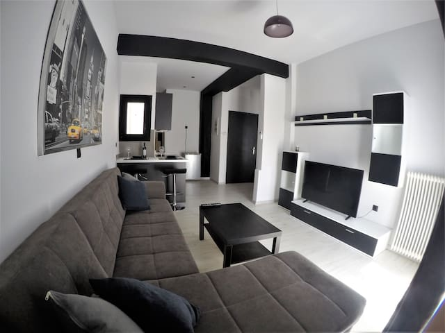 Brand new apartment in the center