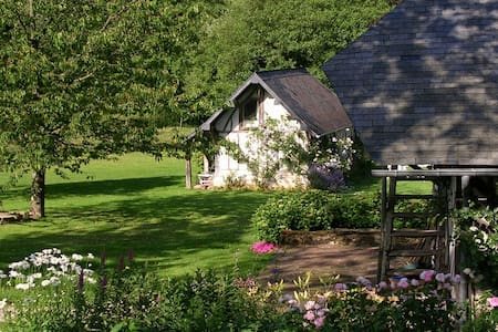 B&B in the heart of Pays d'Auge - Le Mesnil-sur-Blangy - Bed & Breakfast