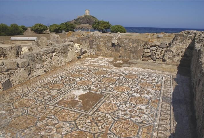 Città antica di Nora