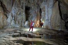 Grotta di Is Zuddas, Santadi