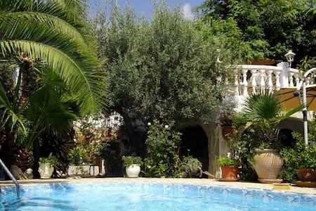 schöne Ferienwohnung Costa Blanca - Benissa - Casa